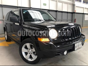 Foto Jeep Patriot 5p Limited L4/2.4 Aut usado (2015) color Negro precio $230,000