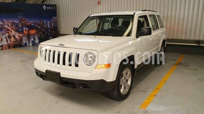 Jeep Patriot 4x2 Sport Aut usado (2017) color Blanco precio $239,000