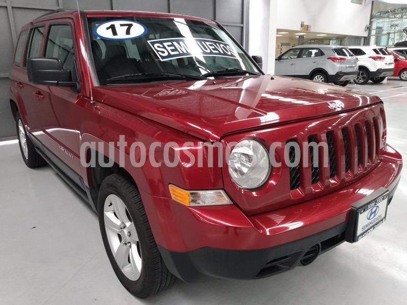Jeep Patriot 4x2 Sport usado (2017) color Rojo precio $245,000