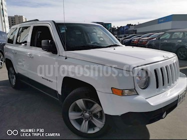 Jeep Patriot 5p Latitud L4/2.4 Aut usado (2014) color Blanco precio $170,000