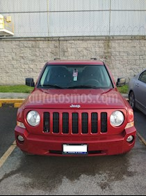 Jeep Patriot 4x2 Sport CVT usado (2010) color Rojo precio $122,000
