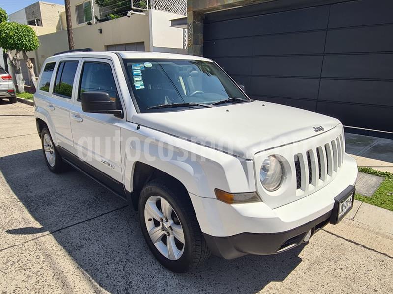 Jeep Patriot 4x2 Sport usado (2012) color Blanco precio $130,000