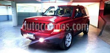 Jeep Patriot 4x2 Latitude Aut  usado (2016) color Rojo precio $249,000