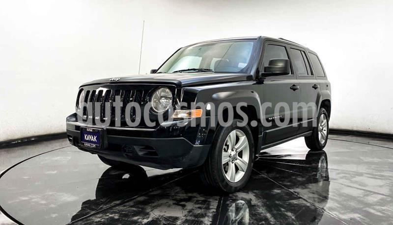 Jeep Patriot 4x2 Sport Aut usado (2014) color Negro precio $187,999
