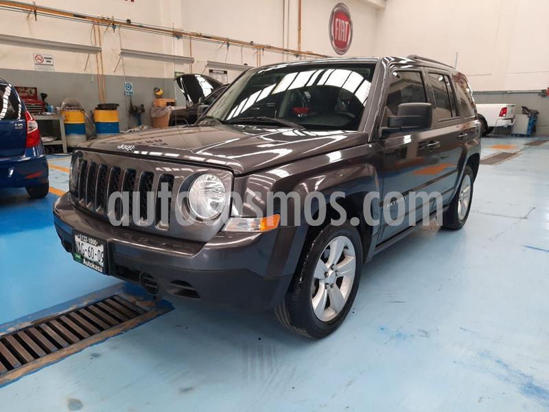Jeep Patriot 4x2 Sport usado (2017) color Gris precio $285,000