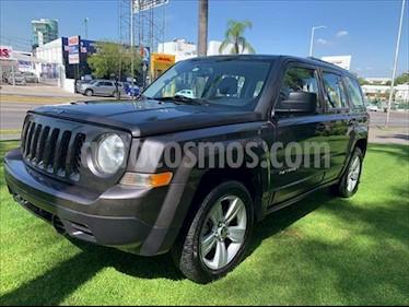 Jeep Patriot SPORT ATX usado (2017) color Gris precio $269,000
