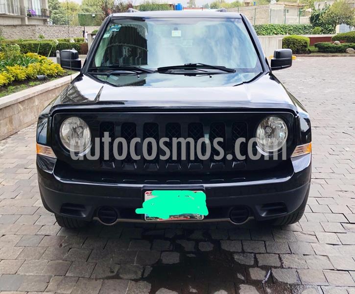 Jeep Patriot 4x2 Edicion 75 Aniversario Aut usado (2017) color Negro precio $250,000