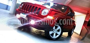 Foto Jeep Patriot 4x2 Latitude Aut  usado (2016) color Rojo precio $249,000