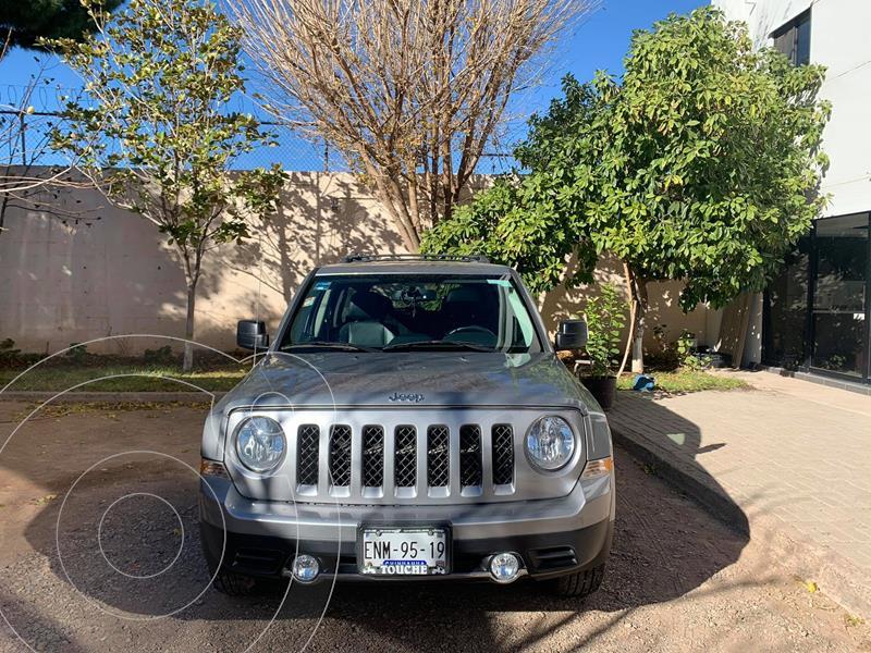 Jeep Patriot 4x2 Limited usado (2014) color Gris Mineral precio $200,000