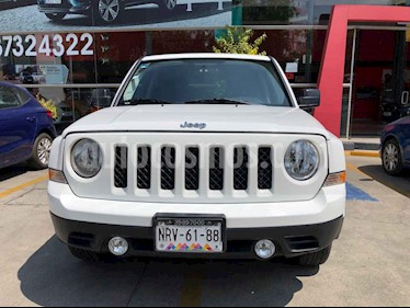Jeep Patriot 5p Latitud L4/2.4 Aut usado (2014) color Blanco precio $170,990