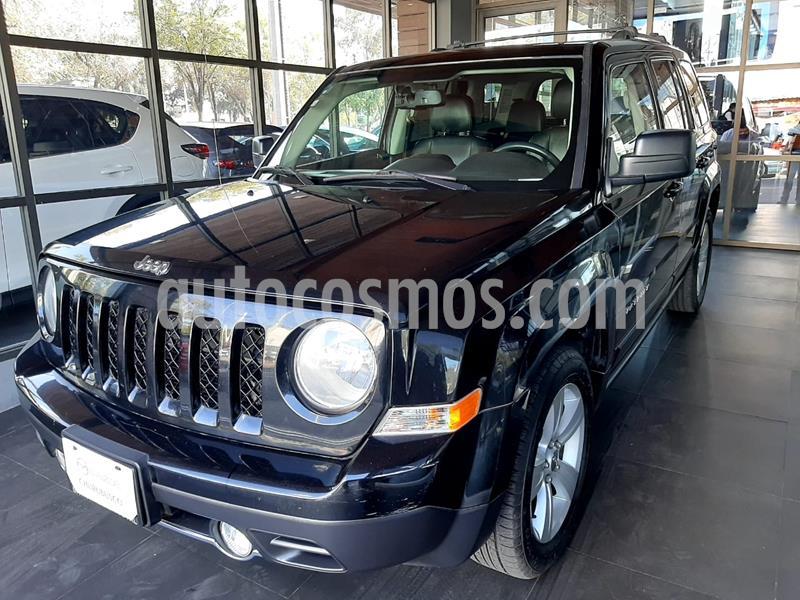 Jeep Patriot 4x2 Limited usado (2013) color Negro precio $170,000