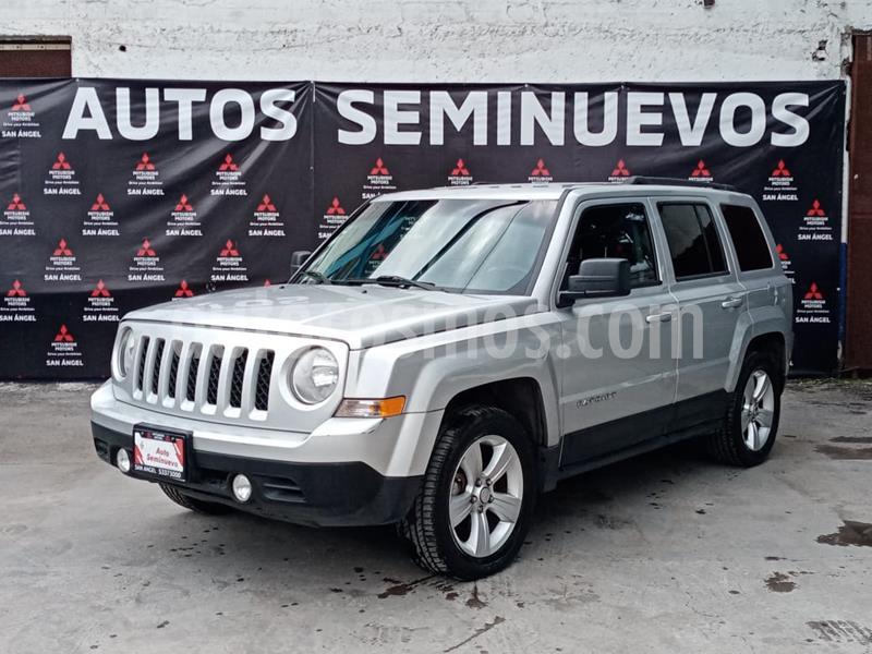 Jeep Patriot 4x2 Sport Aut usado (2012) color Plata Martillado precio $145,000