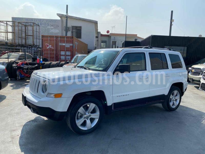Jeep Patriot 4x4 Limited CVT usado (2016) color Blanco precio $235,800