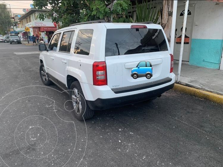 Jeep Patriot 4x2 Std  usado (2014) color Blanco precio $163,000