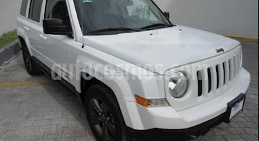 Jeep Patriot 4x2 Edicion 75 Aniversario Aut usado (2017) color Blanco precio $289,000