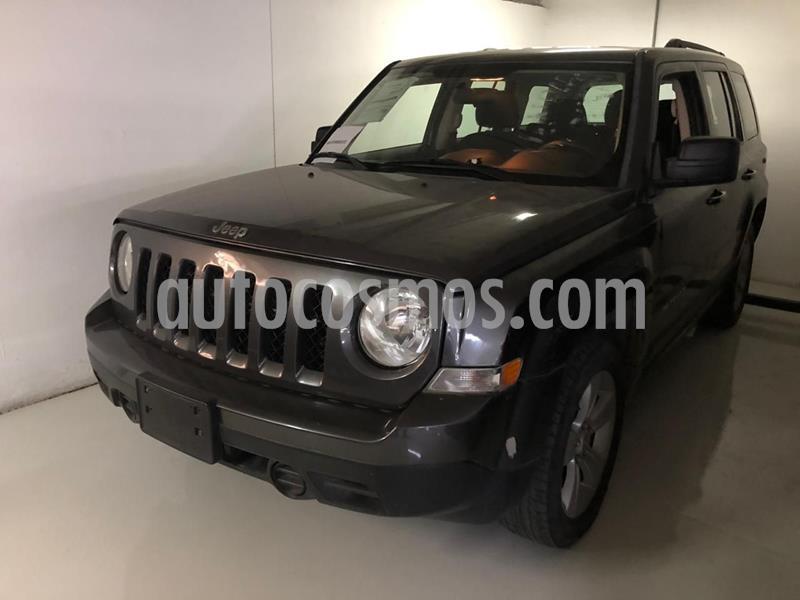 Jeep Patriot 4x2 Sport CVT usado (2015) color Gris precio $214,100