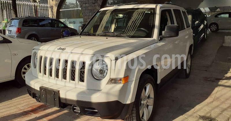 Jeep Patriot 5p Sport L4/2.4 Aut usado (2017) color Blanco precio $216,900