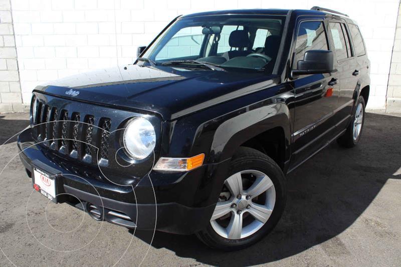 Jeep Patriot 4x2 Sport CVT usado (2016) color Negro precio $227,000