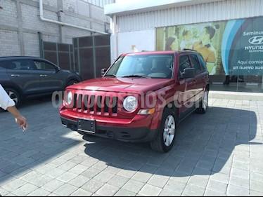 Jeep Patriot 4x2 Sport usado (2017) color Rojo precio $290,000