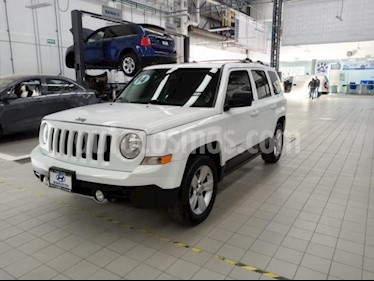 Jeep Patriot 5P LIMITED L4/2.4 AUT usado (2014) color Blanco precio $210,000