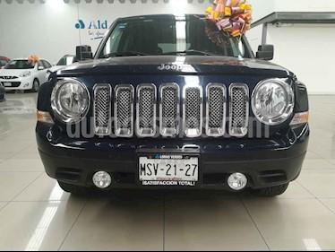 Jeep Patriot 4x2 Sport Aut usado (2014) color Azul precio $192,000
