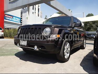 Jeep Patriot 4x4 Limited CVT  usado (2014) color Negro precio $183,000
