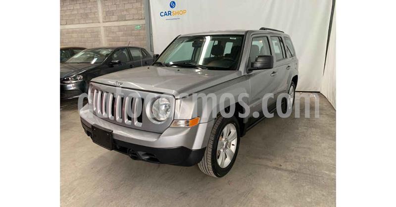 foto Jeep Patriot 4x2 Sport Aut usado (2017) color Plata precio $209,900
