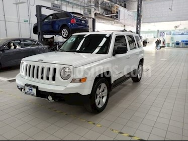 Jeep Patriot 4x4 Limited CVT  usado (2014) color Blanco precio $210,000