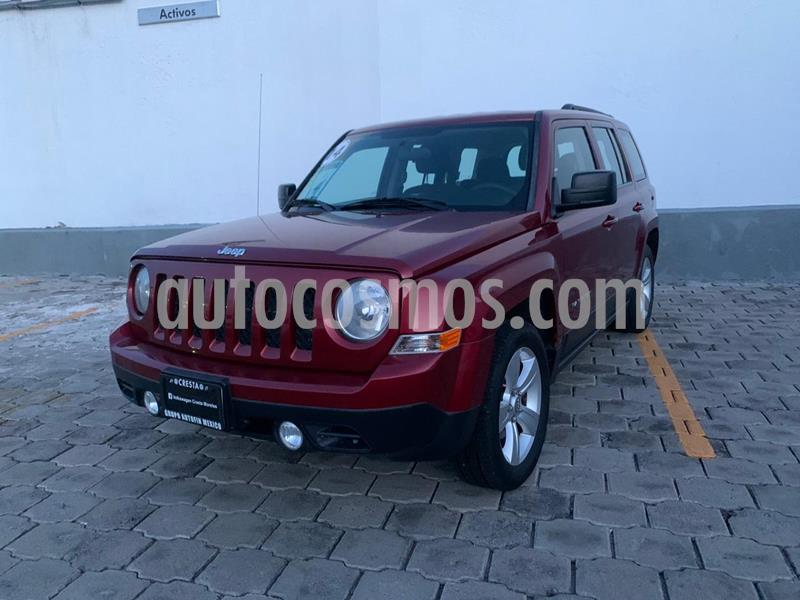 Jeep Patriot 4x2 Sport Aut usado (2014) color Rojo Cerezo precio $179,900