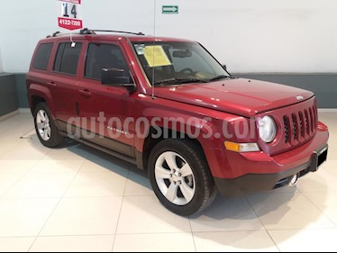 Jeep Patriot 4x4 Limited CVT  usado (2014) color Rojo precio $205,000