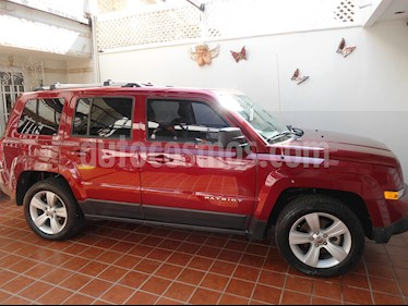 Jeep Patriot 4x2 Limited CVT Nav usado (2015) color Rojo Cerezo precio $230,000