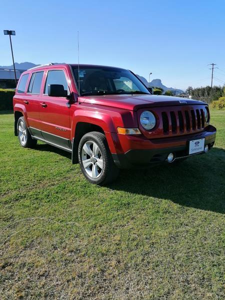 Foto Jeep Patriot 4x2 Limited usado (2014) color Rojo precio $209,000