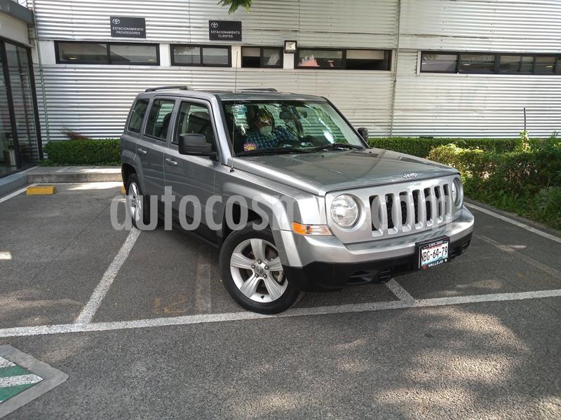 Jeep Patriot 4x2 Sport usado (2017) color Plata precio $238,000