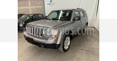 Jeep Patriot 5p Sport L4/2.4 Aut usado (2017) color Plata precio $209,900