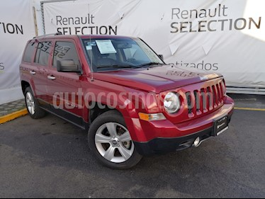 Jeep Patriot 4x2 Limited CVT usado (2012) color Rojo Cerezo precio $160,000