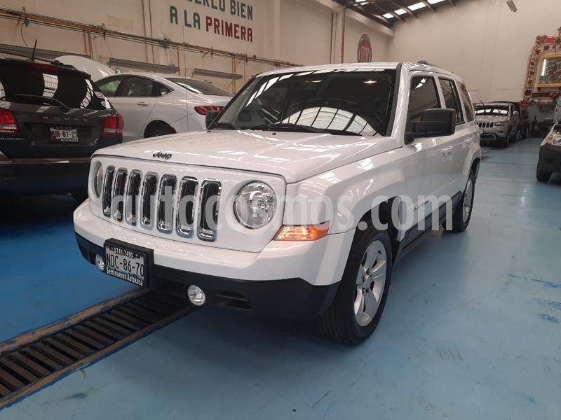 Foto Jeep Patriot 4x2 Limited CVT usado (2016) color Blanco precio $280,000