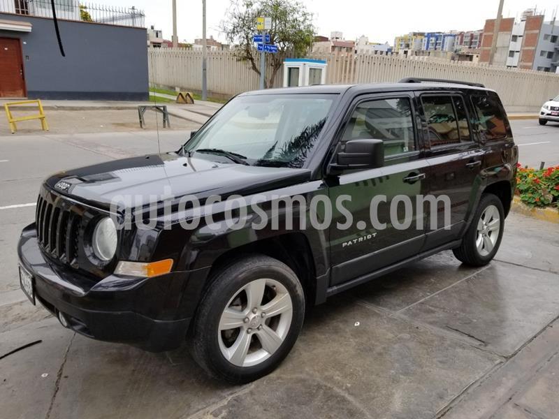 Jeep Patriot 2.4L Limited  usado (2015) color Negro precio $4,100