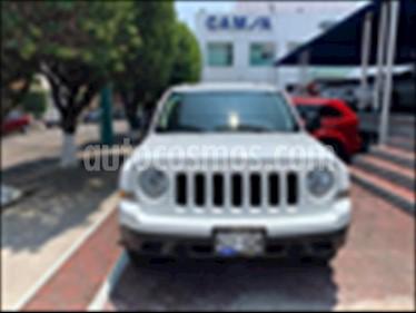 Jeep Patriot SPORT L4/2.4 AUT usado (2015) color Blanco precio $219,900