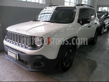 Foto venta Auto usado Jeep Renegade - (2017) color Blanco precio $790.000