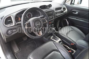 Foto venta Auto usado Jeep Renegade 4x2 Latitude Aut (2017) color Blanco precio $315,000
