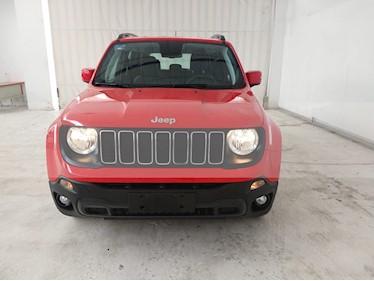 Foto venta Auto usado Jeep Renegade 4x2 Latitude Aut (2019) color Rojo precio $430,000