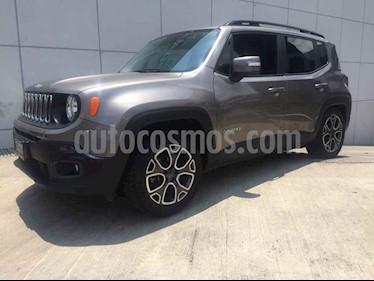 Foto venta Auto usado Jeep Renegade 4x2 Latitude Aut (2018) color Gris precio $359,000