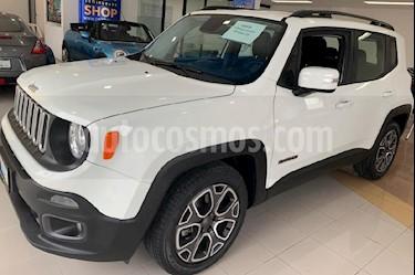 Foto venta Auto usado Jeep Renegade 4x2 Latitude Aut (2018) color Blanco precio $339,800