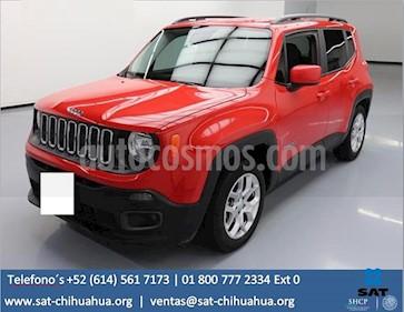 Foto venta Auto Seminuevo Jeep Renegade 4x2 Latitude Aut (2017) color Rojo precio $173,000