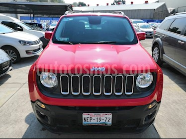 Foto venta Auto usado Jeep Renegade 4x2 Latitude Aut (2017) color Rojo precio $322,000