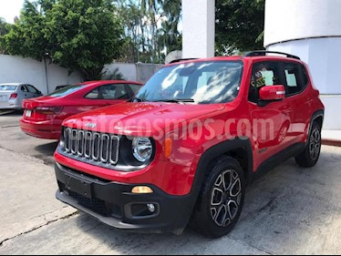 Foto venta Auto usado Jeep Renegade 4x2 Latitude Aut (2018) color Rojo precio $349,900