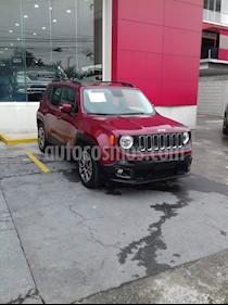 Foto Jeep Renegade 4x2 Latitude Aut usado (2017) color Rojo Cerezo precio $265,000