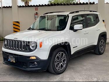 Foto Jeep Renegade 4x2 Latitude Aut usado (2018) color Blanco precio $309,800