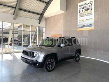 Jeep Renegade 4x2 Latitude Aut usado (2019) color Plata precio $369,000