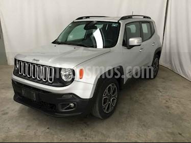 Foto venta Auto usado Jeep Renegade 4x2 Latitude Aut (2018) color Plata precio $339,800